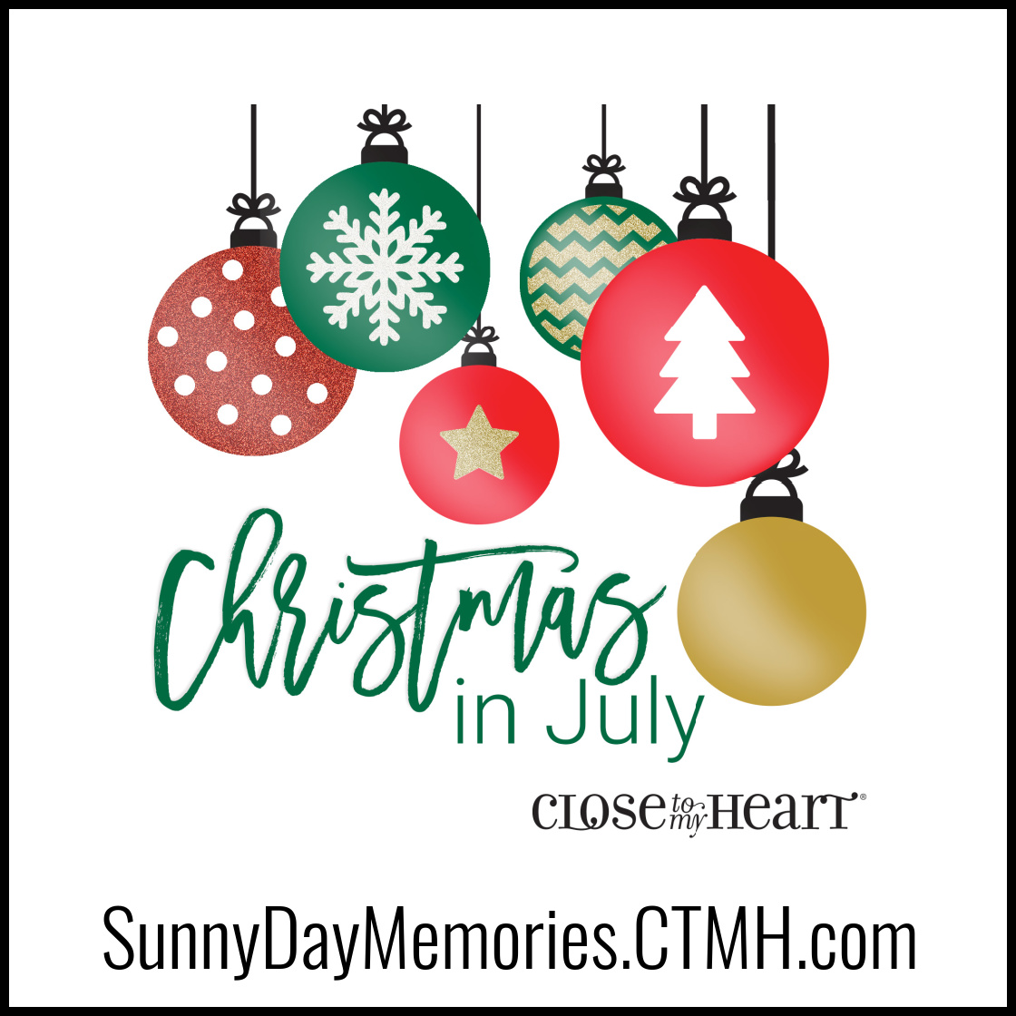 CTMH Christms in July Flash Sale