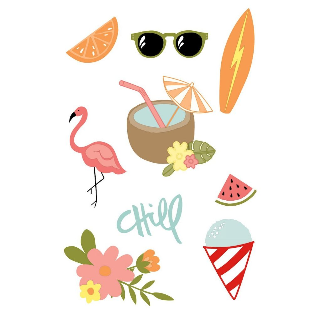 CTMH Cricut Summer Vibes images