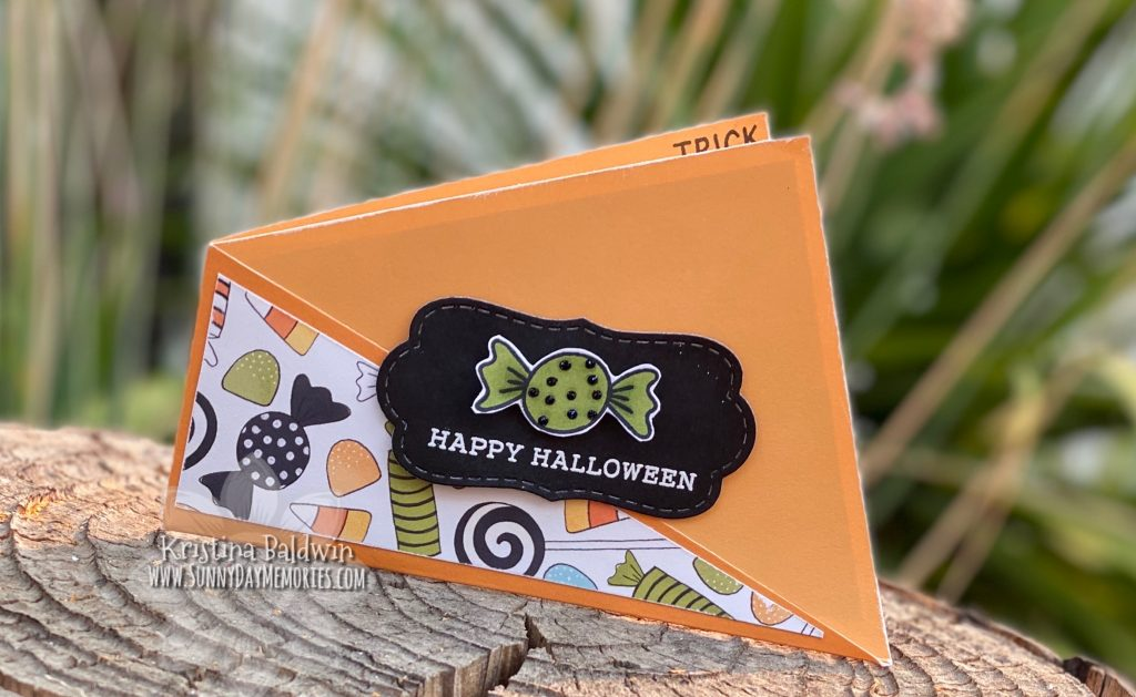 Got Candy? Halloween Card