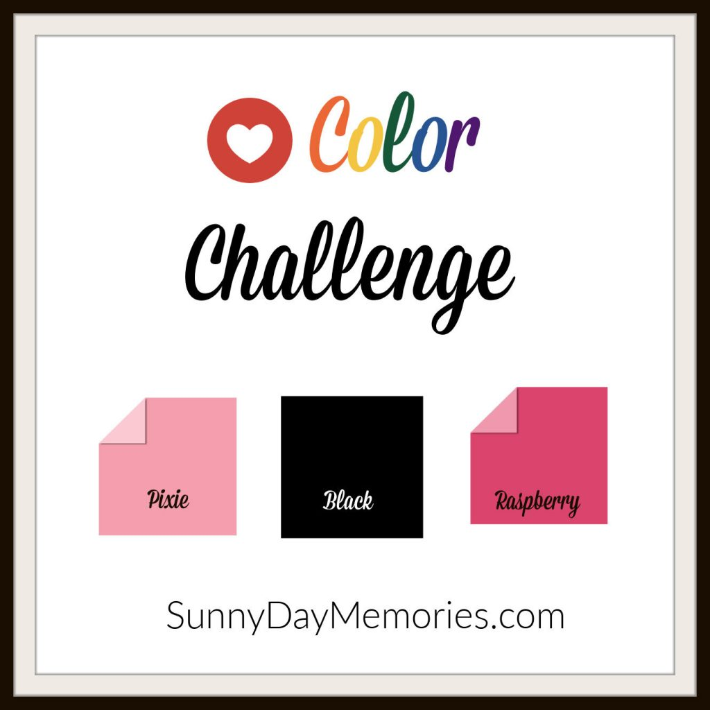 August 24, 2020 Color Challenge