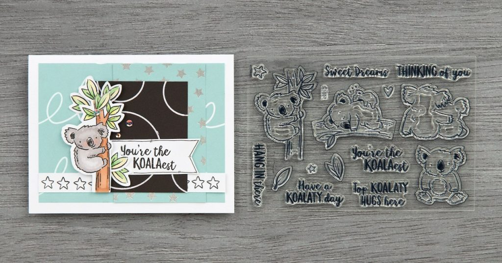 CTMH You're the Koalaest Card