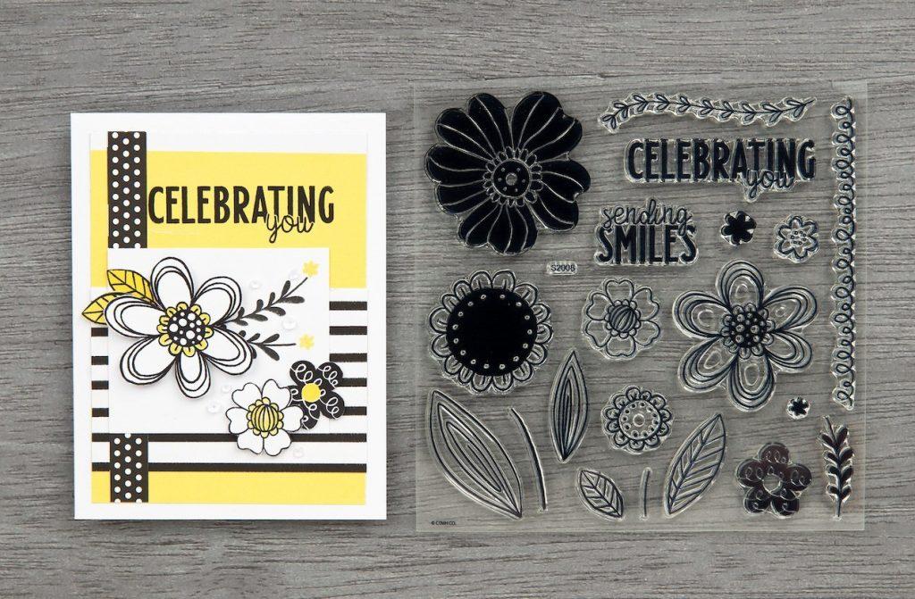 CTMH Celebrating You Card