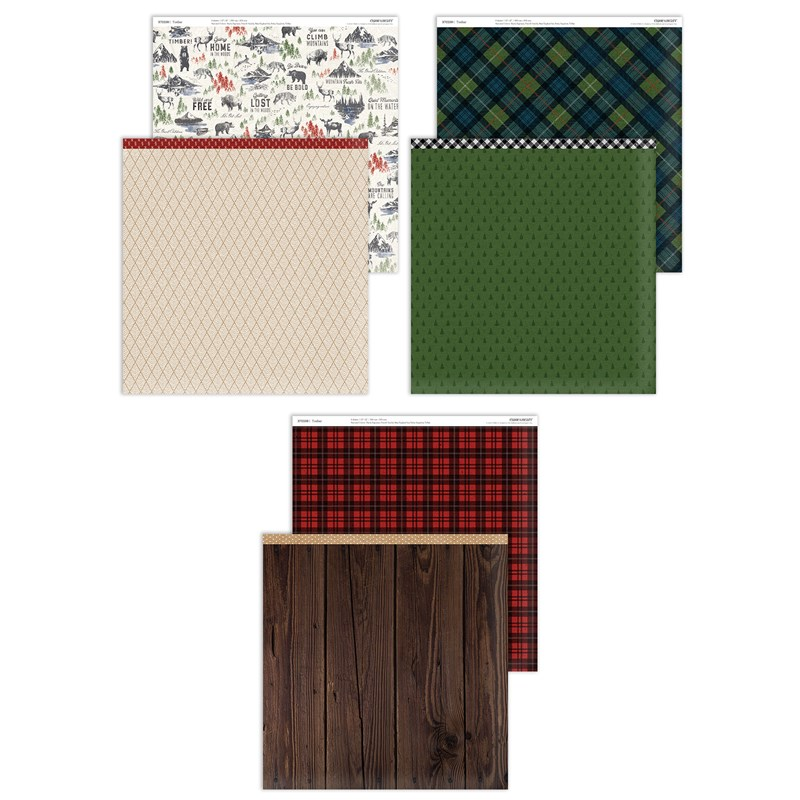 CTMH Timber Paper Collection