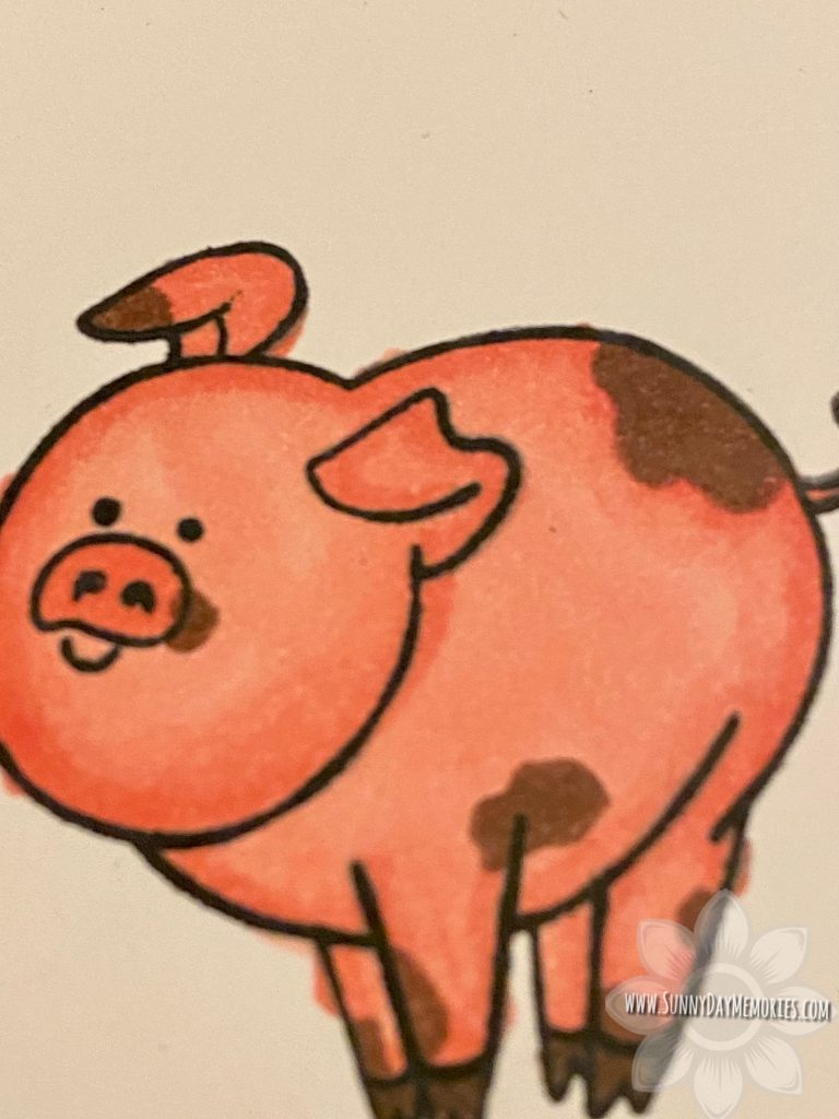 From the Funny Farm Pig