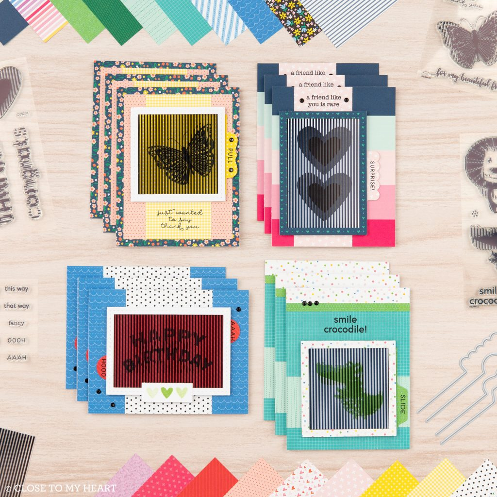 CTMH's Creativity in Motion Cards