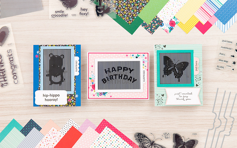Close To My Heart National Stamping Month Special