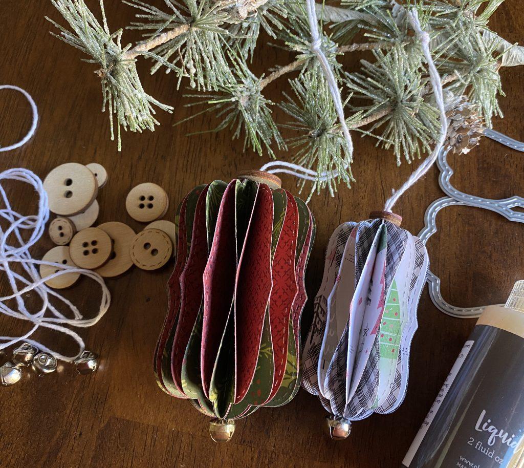 Holiday Ornaments Kit