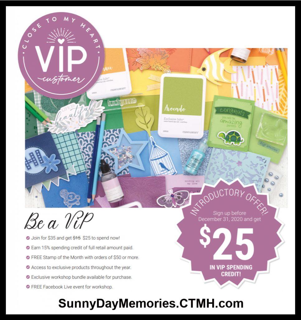 CTMH VIP Customer Benefits