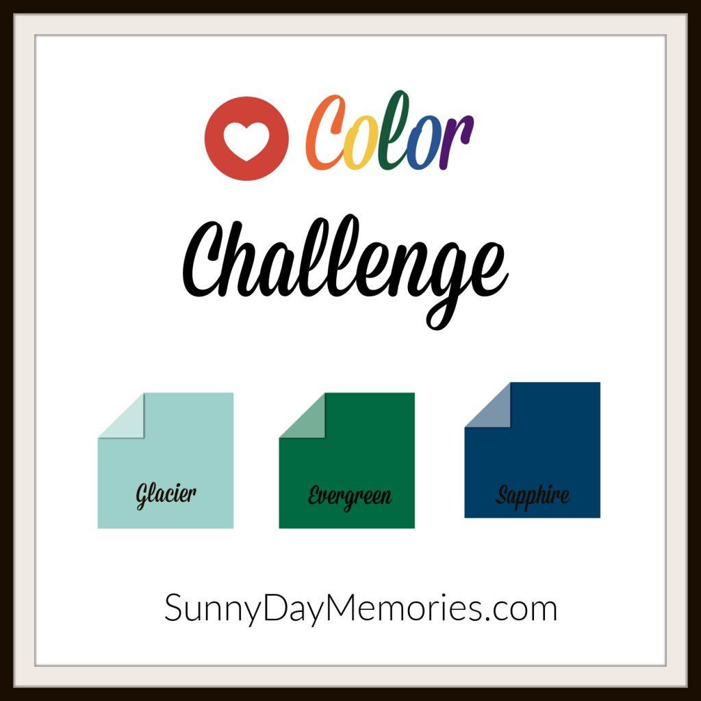 SunnyDay Memories November 30, 2020 Color Challenge