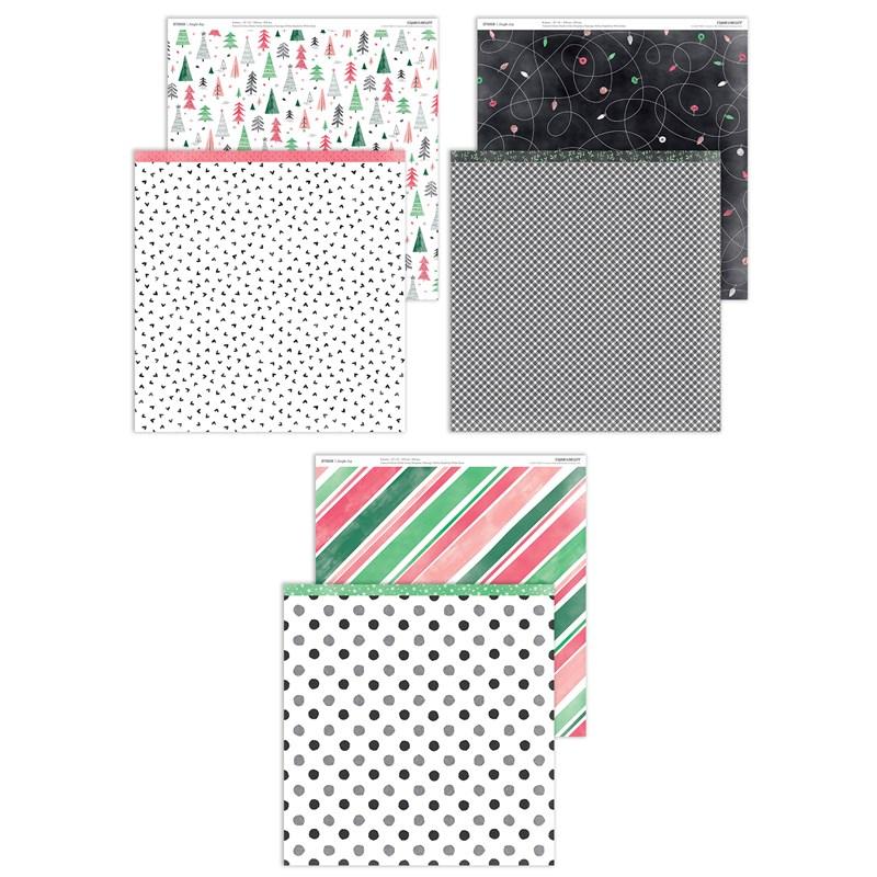 CTMH Jingle Joy Paper Collection