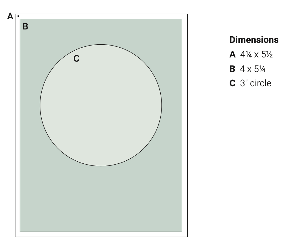 Free Card Pattern 1