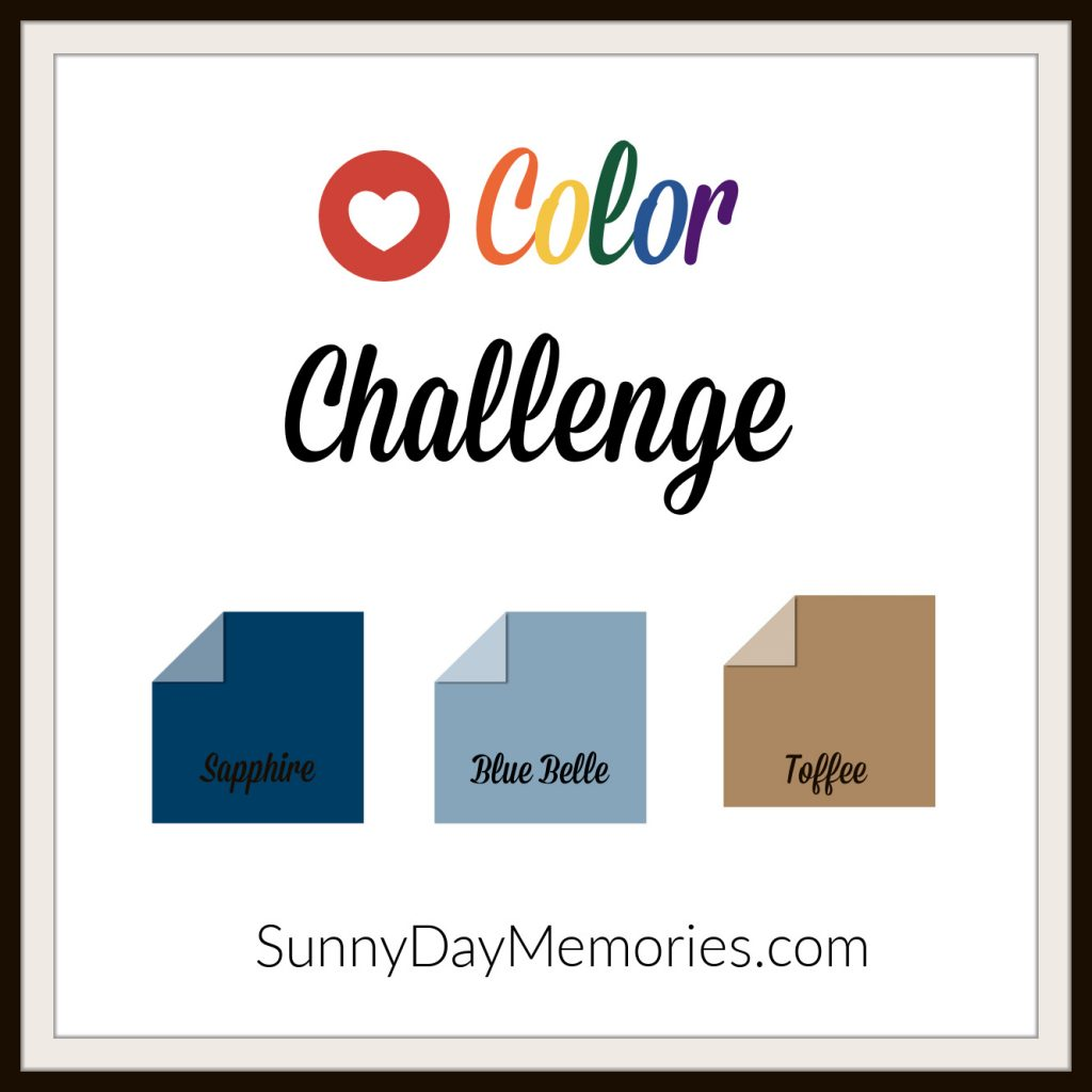 Thankful for You November 2, 2020 SunnyDay Memories Color Challenge