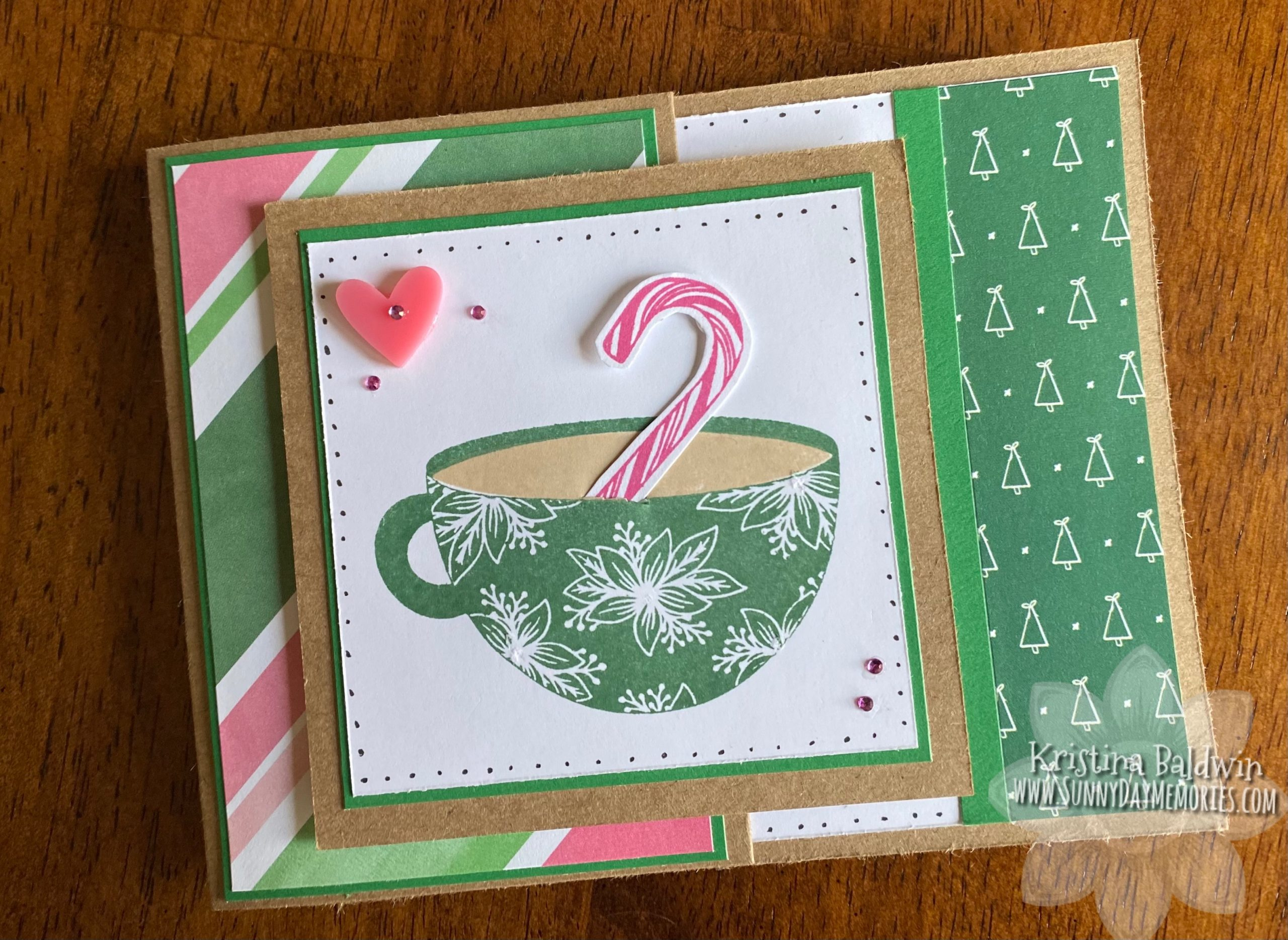 Cozy Holiday Pocket Card