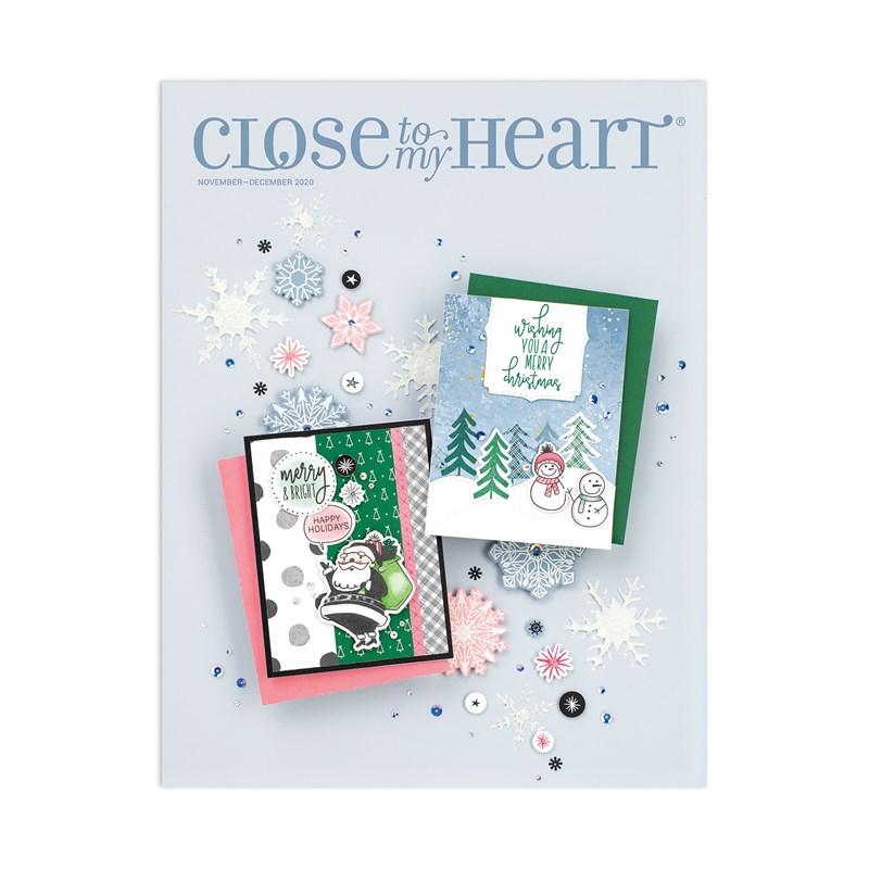 CTMH November December Catalog