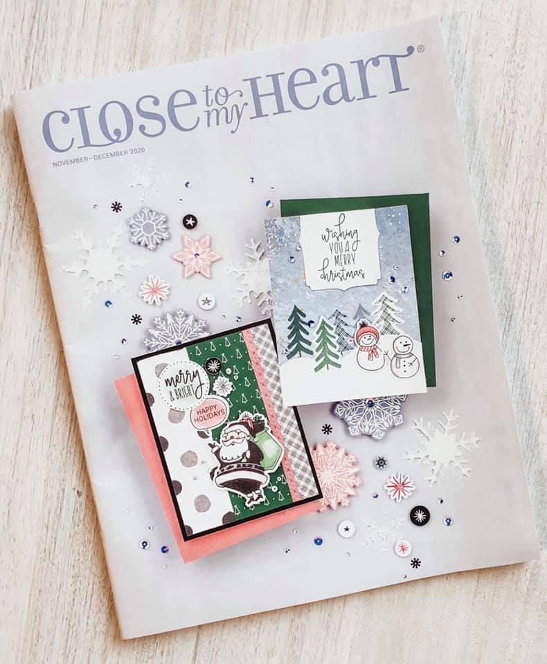 CTMH November-December Catalog