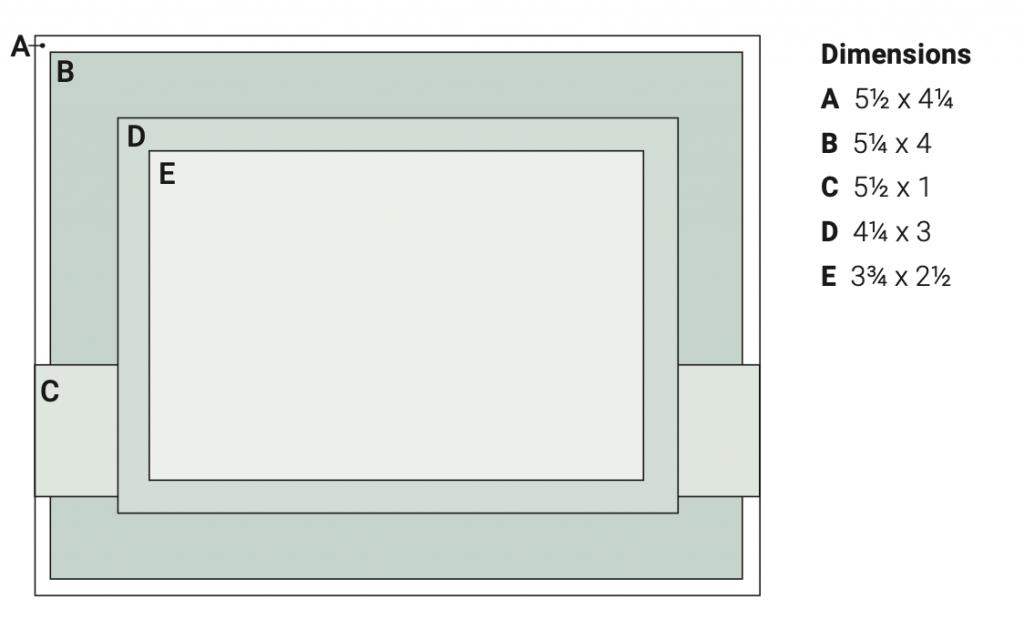 Free Card Pattern 2
