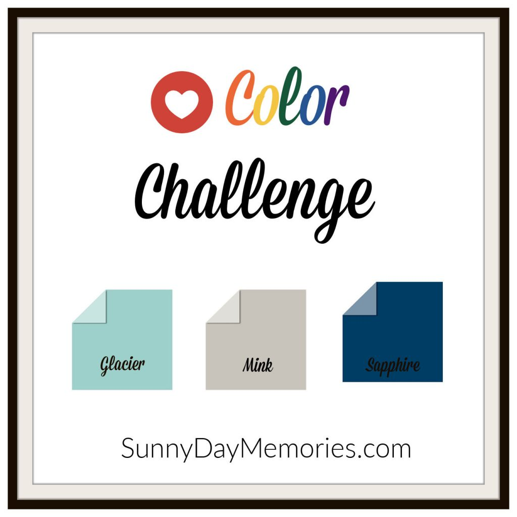 SunnyDay Memories December 7, 2020 Color Challenge