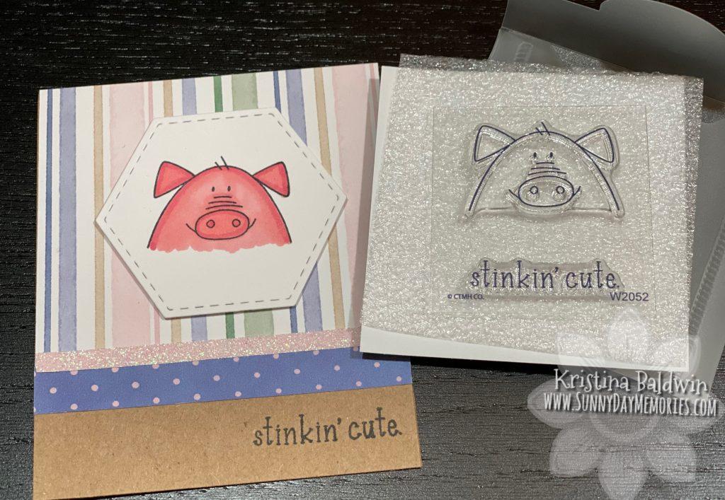 FREE Stinkin' Cute Stamp Set