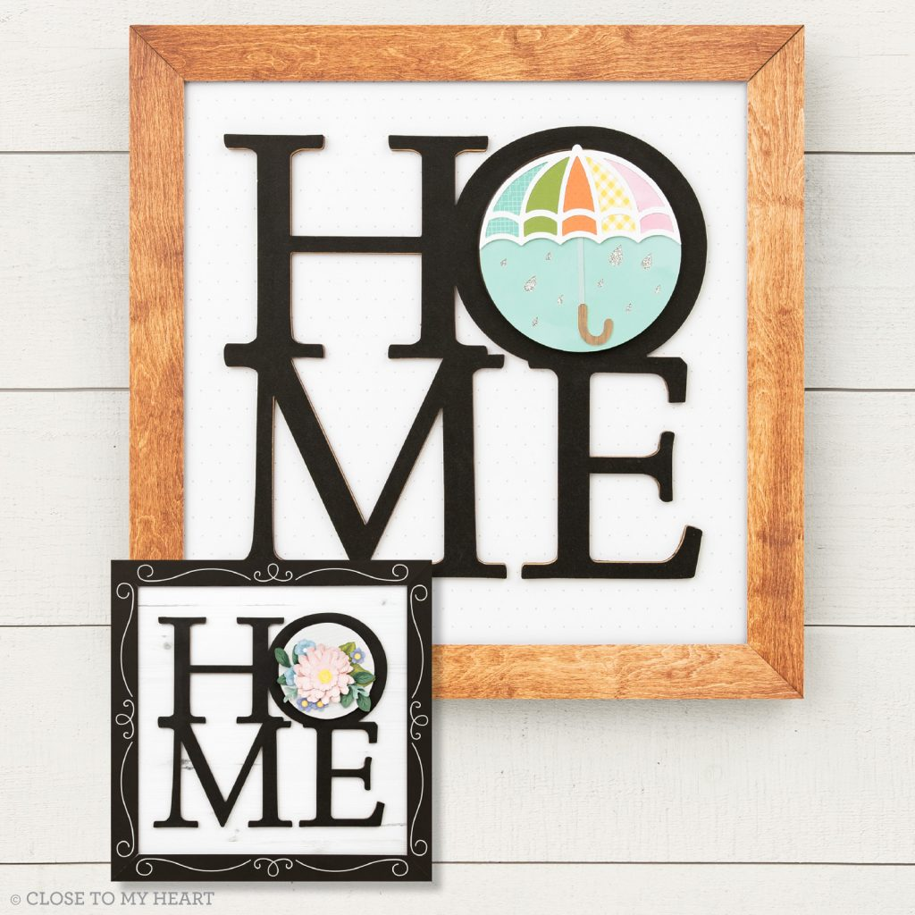 CTMH National Papercrafting Month Home Sweet Home Special