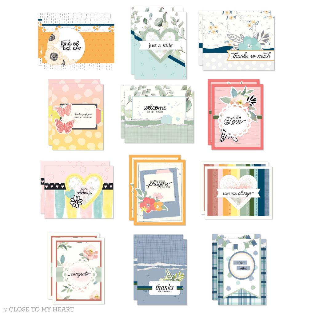 24 Beautiful & Easy Handmade Cards