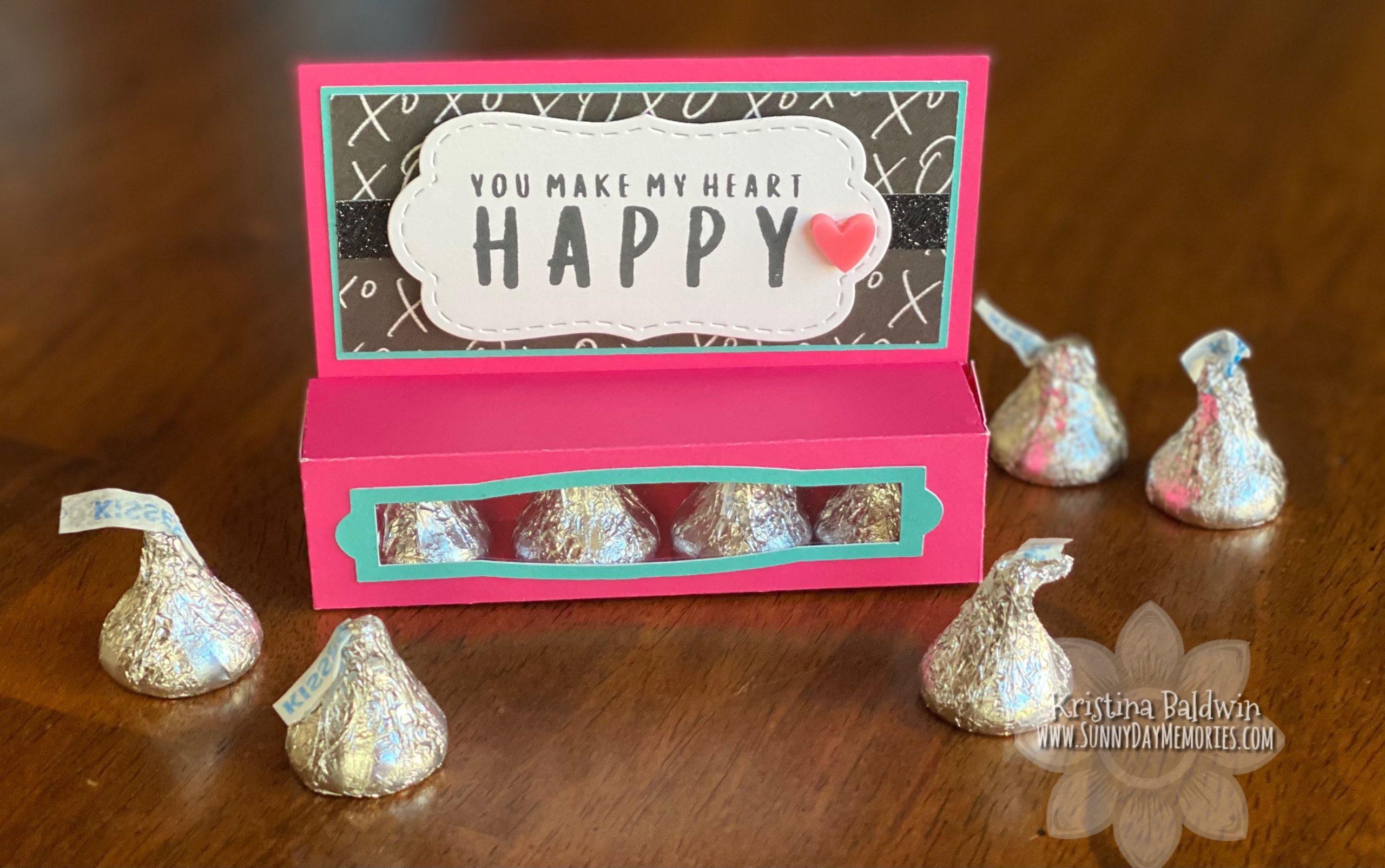 You Make My Heart Happy Treat Box