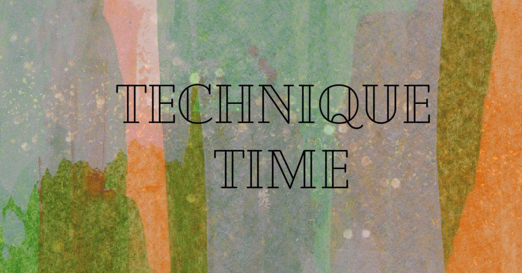 SunnyDay Memories Technique Time