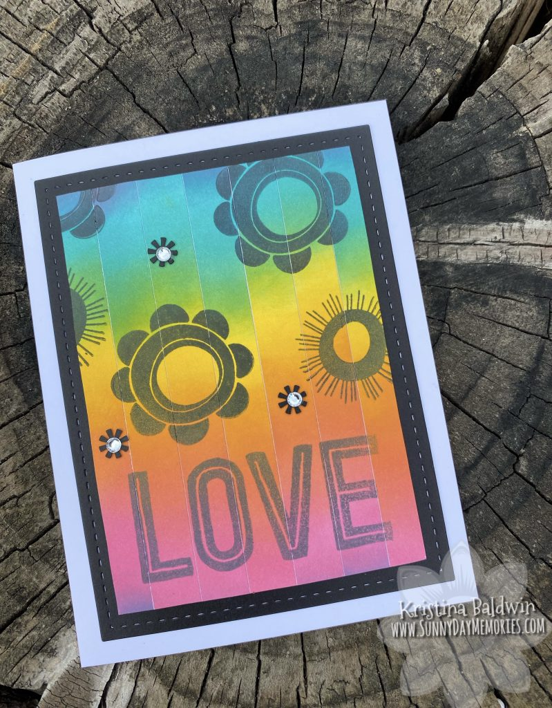 Cherished Blossoms Love Card