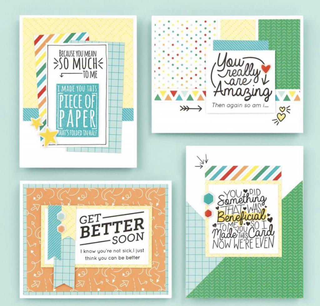 CTMH Cheerful Humor Cards