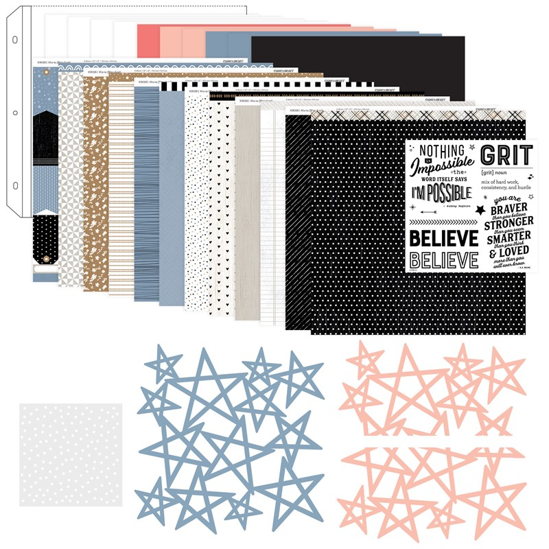 CTMH More Than You'll Ever Know Scrapbooking Kit