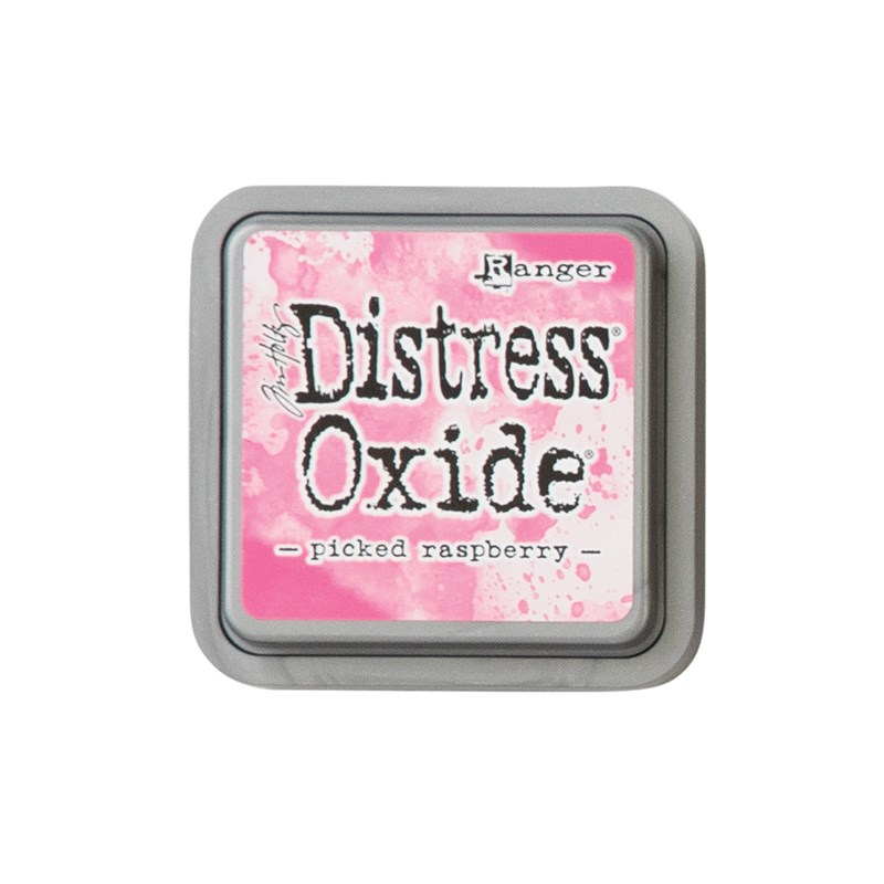 Picked Raspberry Distress Oxide Ink Pad