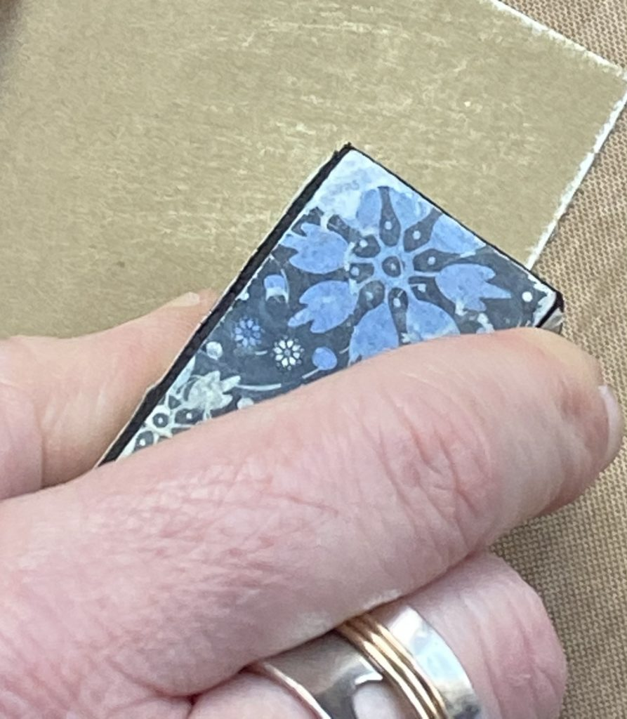3 Techniques with CTMH's White Core Cardstock Sanding