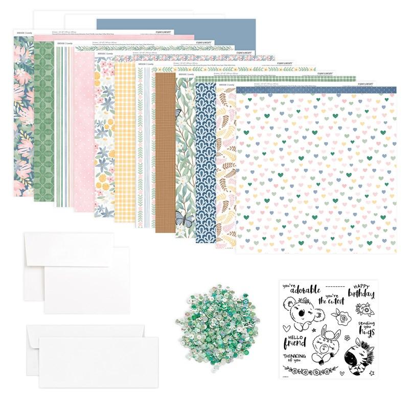 CTMH Sending You Hugs Cardmaking Kit
