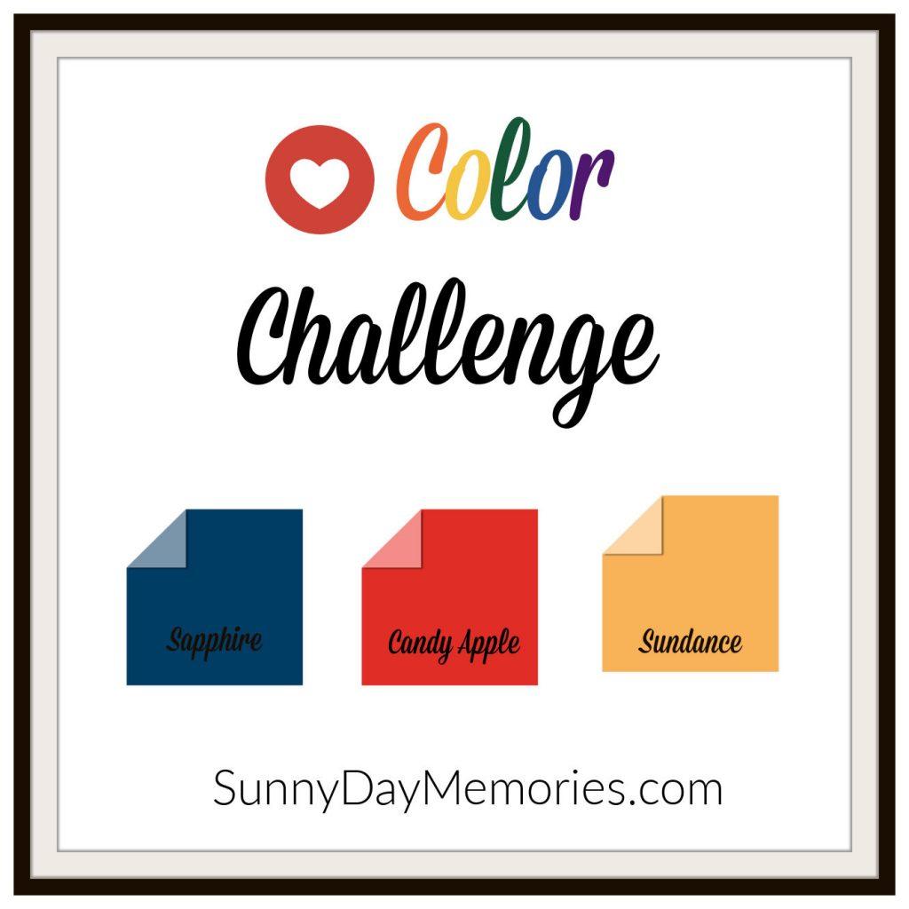 SunnyDay Memories April 5, 2021 Color Challenge