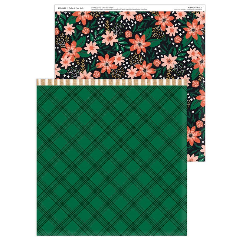 CTMH Cedar & Pine Bulk Paper