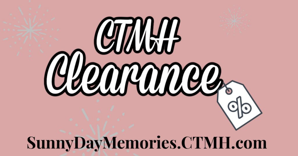 New Close To My Heart Clearance Items