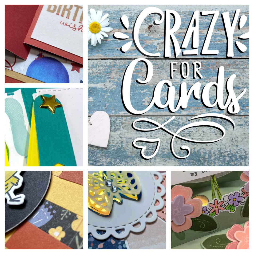 Spring Crazy for Cards Sneak Peek