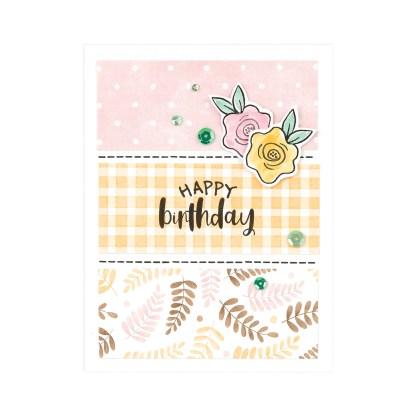 CTMH Happy Birthday Card