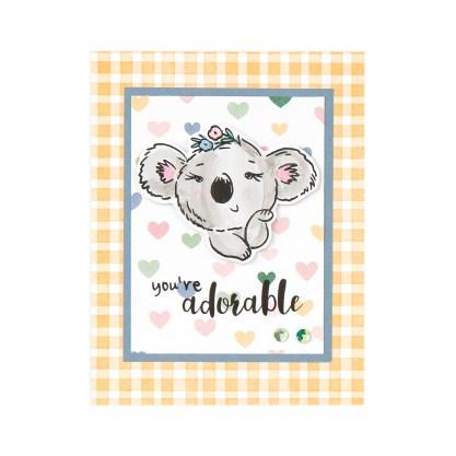 CTMH You're Adorable Koala Card