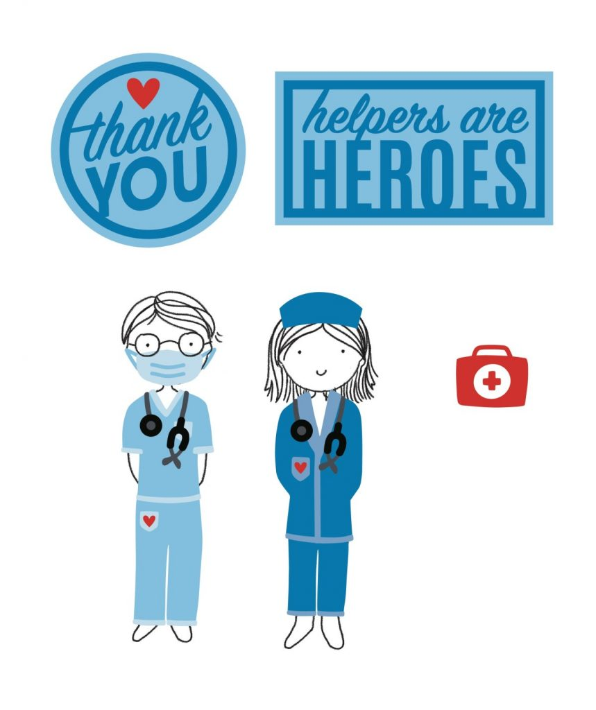CTMH Everyday Heroes SVGs