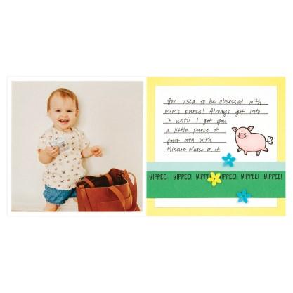 CTMH These Little Piggies Mini Album Page 11