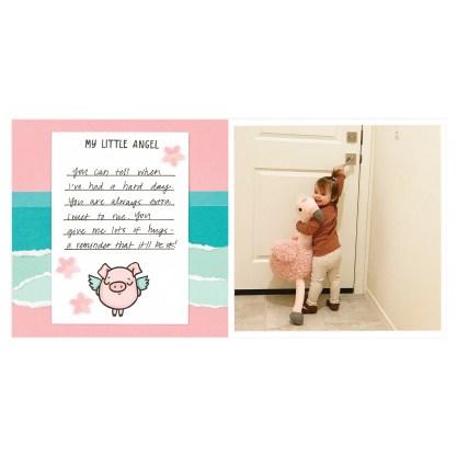 CTMH These Little Piggies Mini Album Page 15