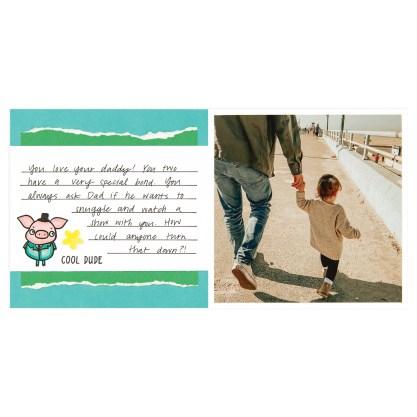 CTMH These Little Piggies Mini Album Page 17