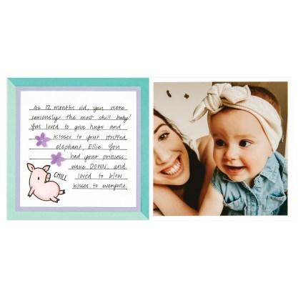 CTMH These Little Piggies Mini Album Page 5
