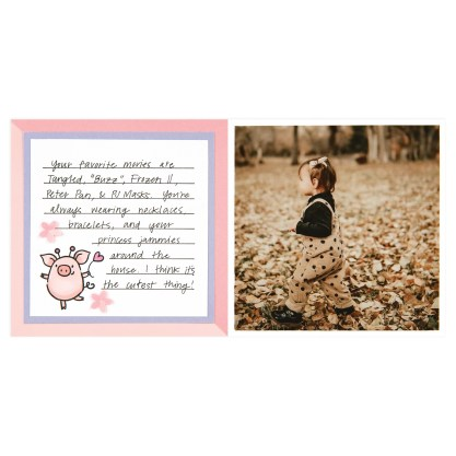 CTMH These Little Piggies Mini Album Page 8