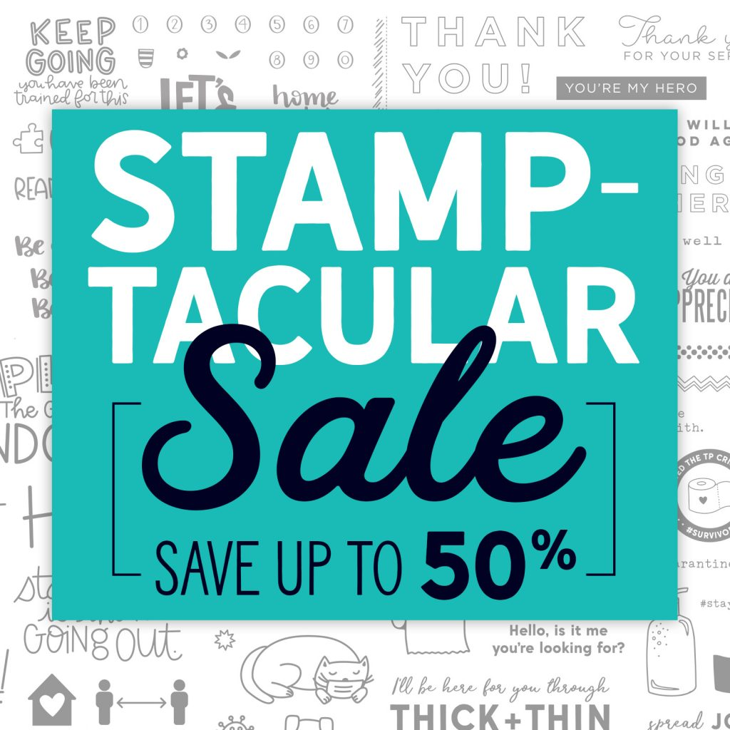 Close To My Heart's Stamptacular Sale