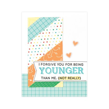 CTMH Younger Card