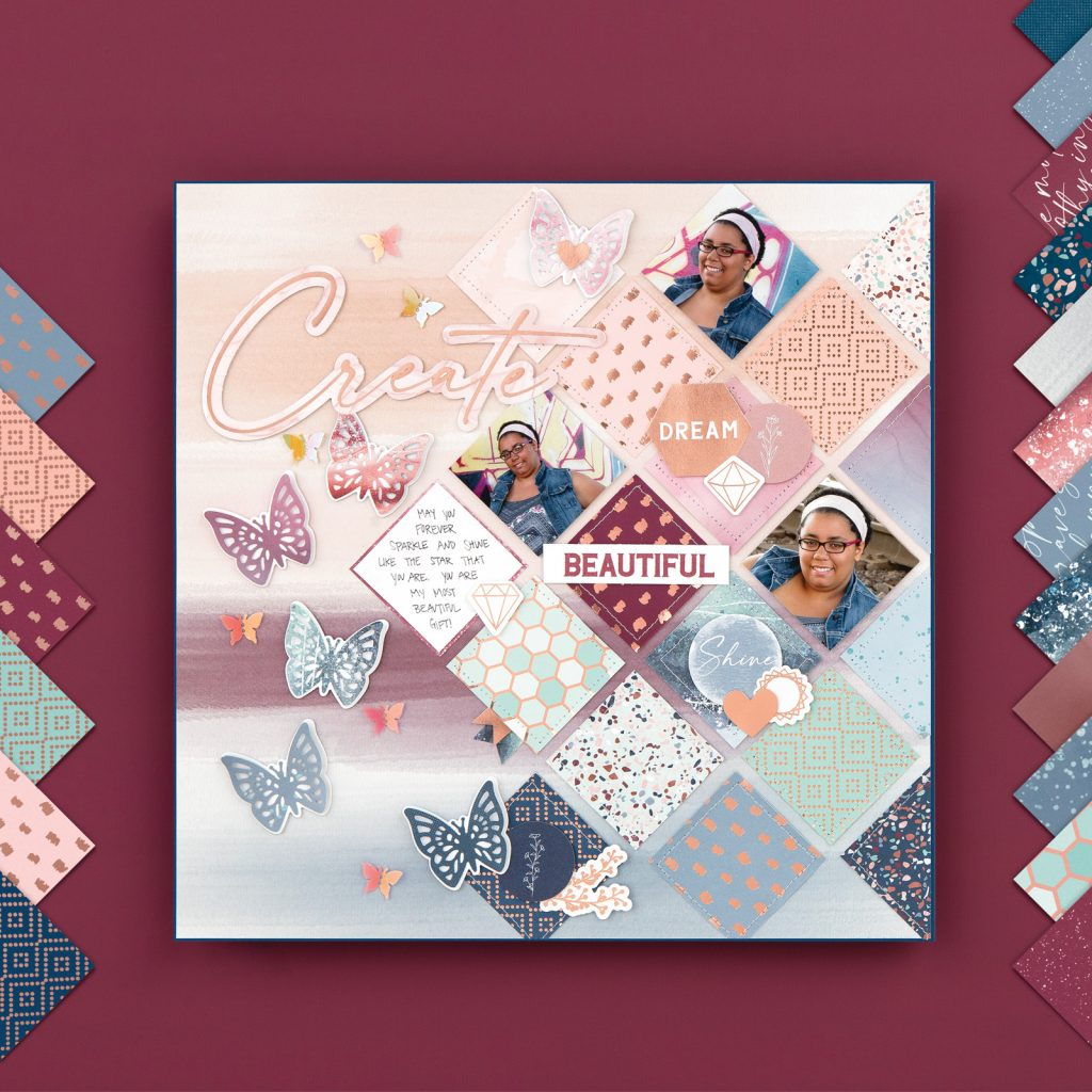 CTMH You Are Enough National Scrapbooking Month Special