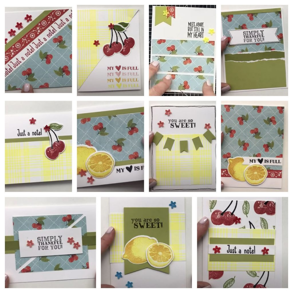 How to Easily Create 11 Beautiful Cards