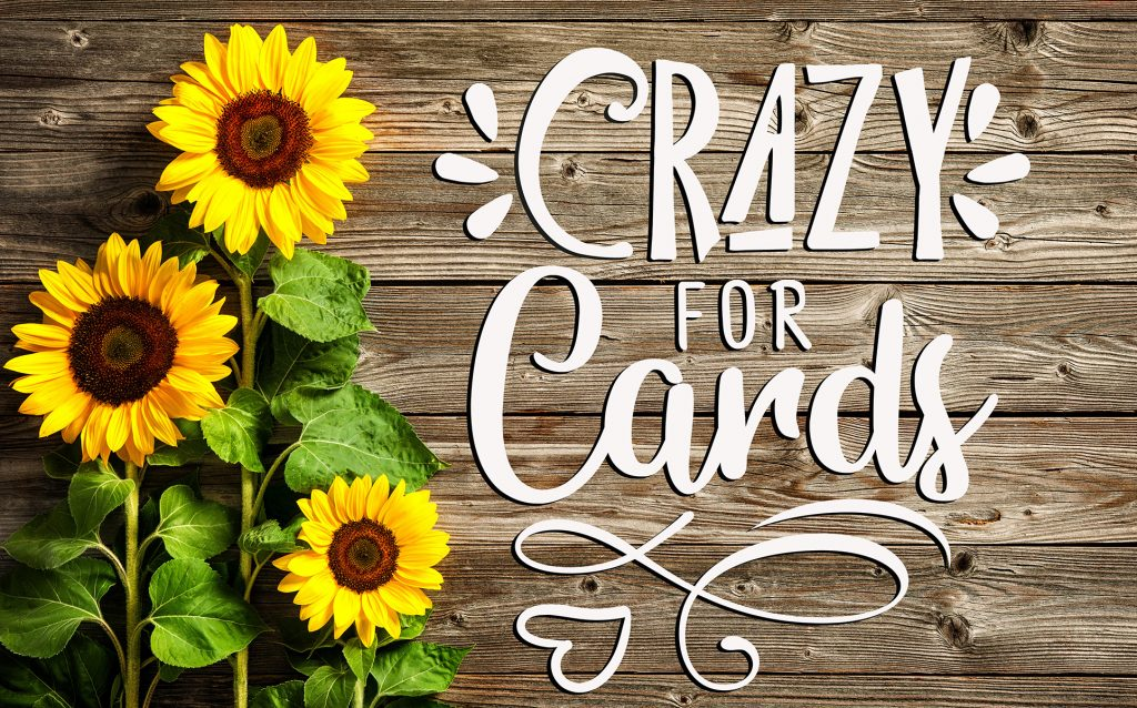{Fall Edition} Crazy for Cards
