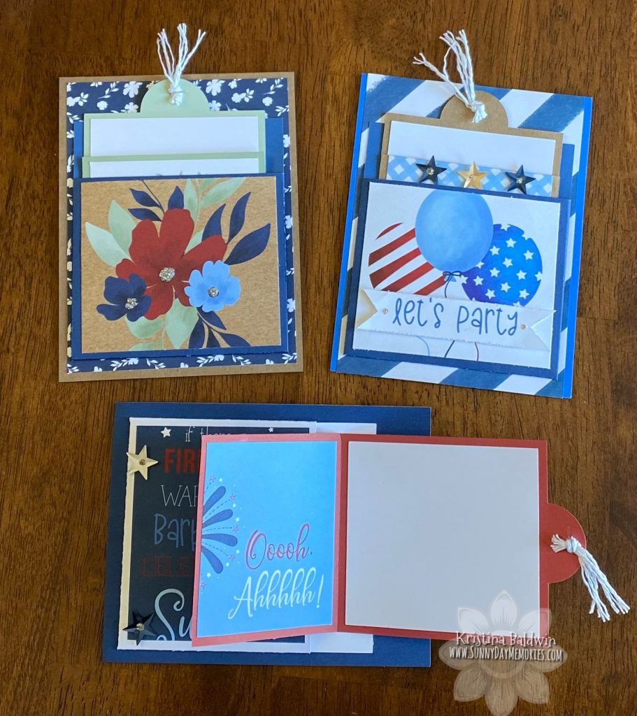 Interactive Pull Flap Card Kit